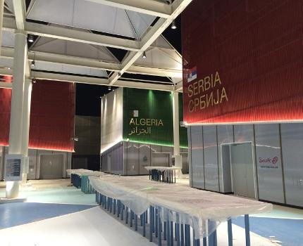 EXPO 2015 cluster Bio Mediterraneo