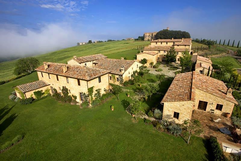 Borgo Finocchieto – Siena